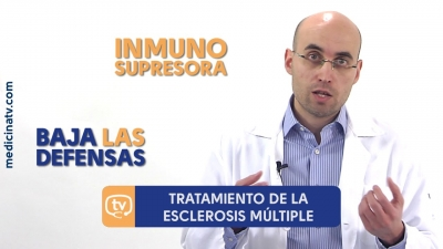 Esclerosis múltiple: ¿Cómo se trata?