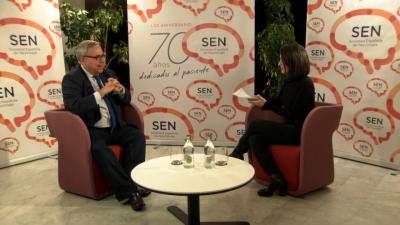 Entrevista al Dr. Jorge Matías- Guiu sobre la Revista Neurología