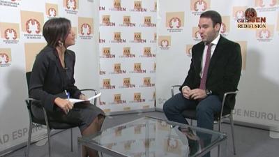 Entrevista al Dr. David García Azorín